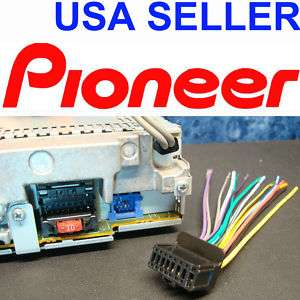 PIONEER PLUG HARNESS DEH P6500 DEH P650 PDEH P360 DEH 7