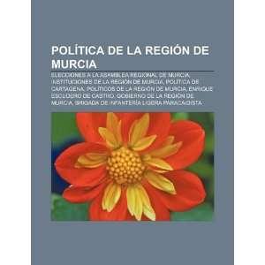 de la Región de Murcia Elecciones a la Asamblea Regional de Murcia