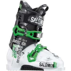 Salomon Ghost 100 Ski Boots 2012