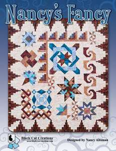 Black Cat Creations Nancys Fancy BOM quilt pattern
