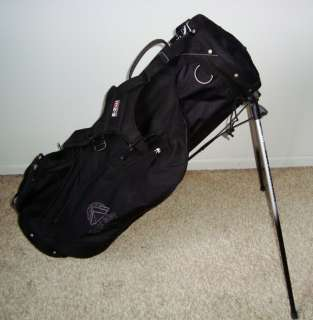Sun Mountain SL 3.5 carry stand golf bag ~ Black ~ Hardly used
