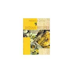 Indian Recipes (9788129107497): Premila Lal: Books