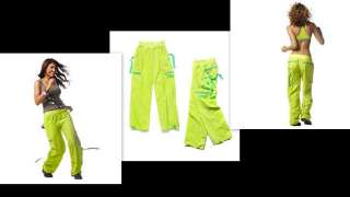 FITNESS WONDER CARGOS LIME PUNCH RARE SOLD OUT SIZE XL XXL