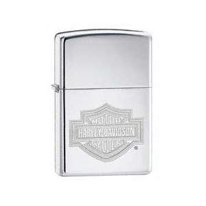 Harley Davidson Logo Zippo Lighter *Free Engraving