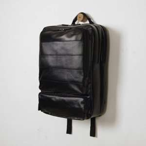 Backpack (Black) Laptop Computer Notebook Macbook Case Bag/Gift Pouch