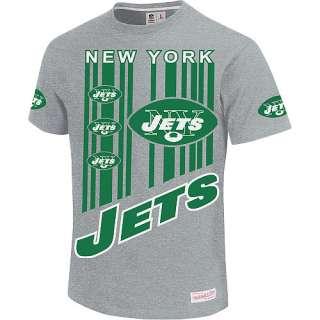 Mitchell & Ness New York Jets Touchback Short Sleeve T Shirt