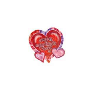 Valentines Day Laminate Cut Outs Case Pack 72