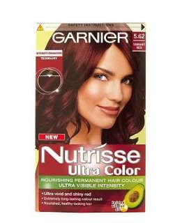Garnier Nutrisse Ultra Color   vibrant red 5.62   Boots
