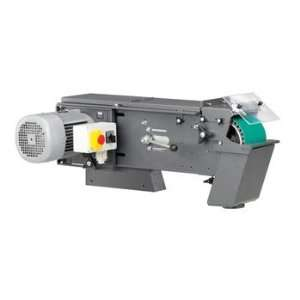 in x 79 in GRIT GI 2 Speed Belt Grinder, 440V