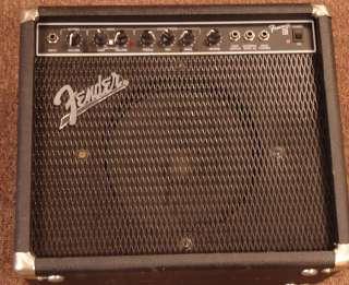 Fender Frontman 25 Watt Electric Guitar Amplifier