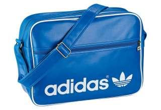 Adidas Originals AC Airliner Bag X25408 Blau Weiß Blue Neu Messenger