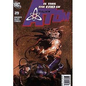 All New Atom (2006 series) #25: DC Comics: Books