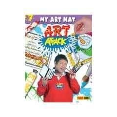 My Art Mat (  Art Attack  ) (9781904419785) Books