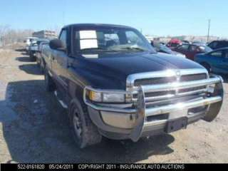 Automatic Transmission AT 98 99 DODGE RAM 1500 PICKUP 4x4; 8 360 (5.9L