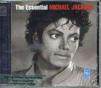 MICHAEL JACKSON ESSENTIAL 2 CD SET BEST GREATEST HITS