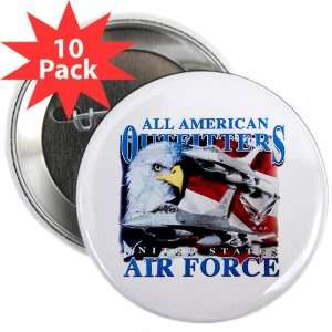 25 Button (10 Pack) All American Outfitters United States Air Force