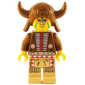 Indian Medicine Man   LEGO Western 2 Figure: Toys & Games