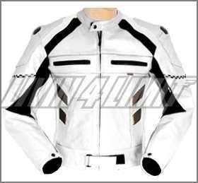 NEU Motorrad Lederjacke Motorradjacke Jacke Leder Biker