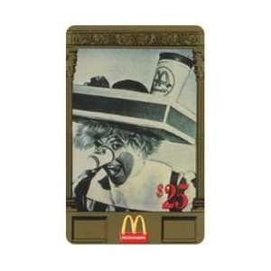 McDonalds 1996 Original Ronald McDonald 1963 GOLD