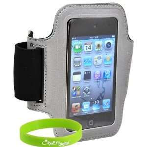 for New Apple iPod Touch 5G   Light Silver  Players & Accessories