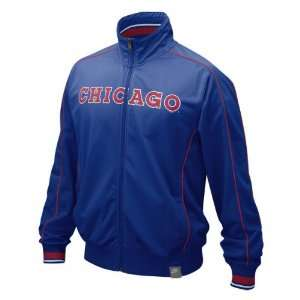 Chicago Cubs Nike Cooperstown Track Jacket