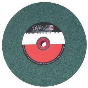 CAMEL Bench And Pedestal Green Silicon Carbide Grinding Wheel   Size