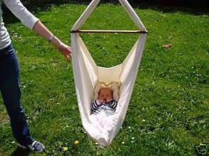 Baby Cradle/Hammock  First bassinet or cot for baby NEW