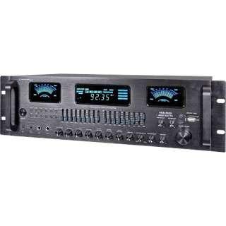 Technical Pro 4 Channel Hybrid Amplifier/Pre Amplifier & AM/FM Tuner