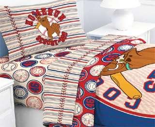 new scooby doo bedding bed sheet set baseball scoobydoo free economy