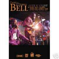 DVD Carey+Lurrie Bell  Gettin Up Live at Buddy Guy