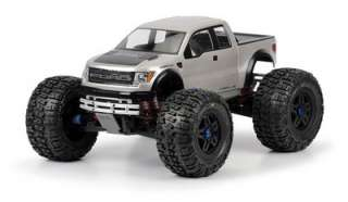 Pro Line Ford F 150 SVT Raptor Clear Body Revo 3.3
