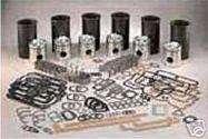 ISUZU MU 2.8 4JB1 T TURBO DIESEL ENGINE REBUILD KIT