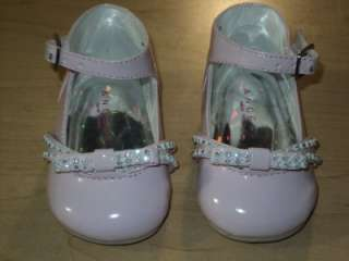Baby Girls Pink Patent Leather Dress Shoes/ Size 5