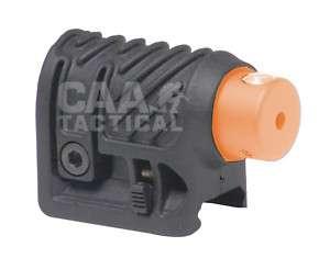 BK1/PL1 CAA Flashlight/Laser Mount Picatinny rail
