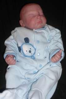 One Of A Kind Reborn Baby Boy Aiden