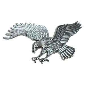 3D Chrom Adler Dekoration Exterieur Auto Aufkleber Emblem Logo Tattoo