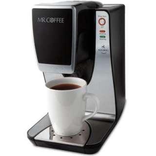 Mr. Coffee Single Serve Keurig K Cup Coffee Maker BVMCKG1 at The Home