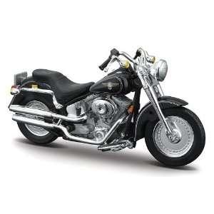MAISTO Harley Davidson 2000 FLSTF Fat Boy 118  Spielzeug