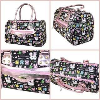 Pet Dog Cat Carrier Tote Bag Handbag Stylish Elegant ★