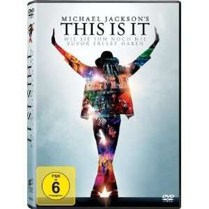 Michael Jacksons This Is It:  Michael Jackson: Filme & TV