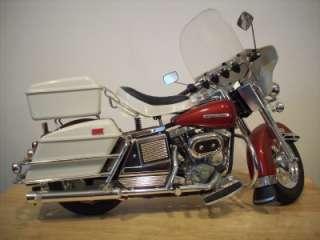 AMF HARLEY DAVIDSON FLH1200 BUILT MODEL RARE REVELL MONOGRAM