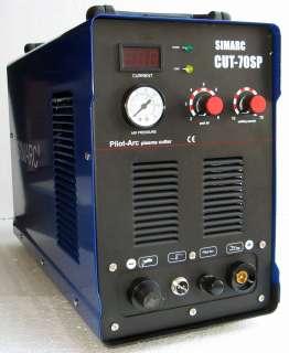 70 Amp SIMARC Pilot Arc Plasma Cutter CUT 70SP 70SP █