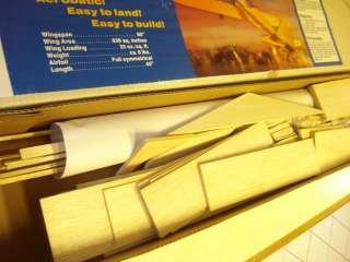 HOBBY LOBBY TELESPORT R/C MODEL AIRPLANE KIT ** 60 inch wingspan
