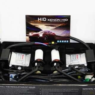 Slim HID Bi Xenon Conversion Kit Dual Beam Hi/lo Silver Ballast H4