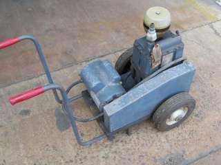 Robinair Vacuum Pump Model 15020