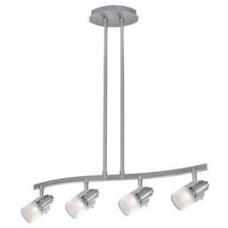 Eglo Aversa 4 Light Hanging Nickel Island Light DISCONTINUED 20482A at