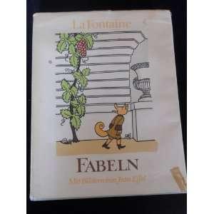 .de: La Fontaine Jean de Jean Effel und Martin Remané: Bücher