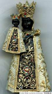 Hl Maria Mutter Gottes Altötting Figur Statue Jesus Christus