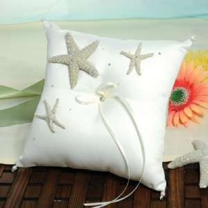 Complete Starfish Beach Wedding Set Swarovski Crystals