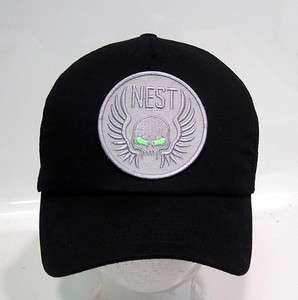 TRANSFORMERS NEST Logo Baseball Cap/Hat w Patch